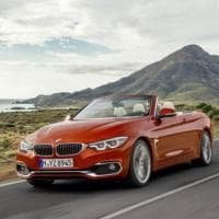 BMW Serie 4 Convertibile