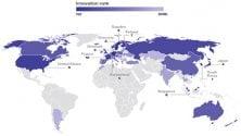 La mappa dellinnovazione: Corea, Svezia e Germania al top. LItalia 24esima e in risalita