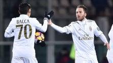 """Milan, pari in rimonta   Gol   Col Toro è 2-2 /   Pagelle     Juve nervosa  dopo il ko Allegri: """"Ora più uniti"""""""
