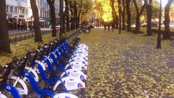 Oslo blocca le auto diesel: lo stop per due giorni