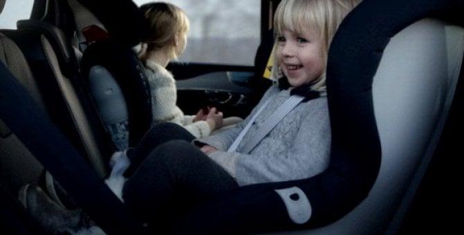 Seggiolini auto, novità per la sicurezza