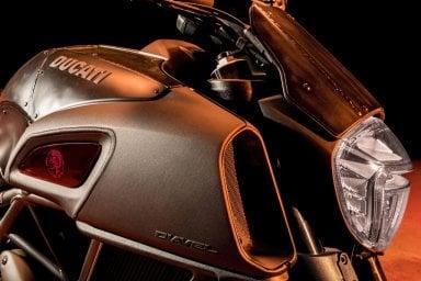 Ducati Diavel Diesel, solo 666 esemplari