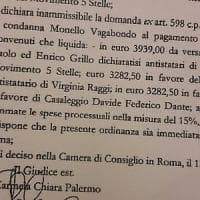Roma, il ricorso sul contratto Raggi e la sentenza che sarebbe piaciuta