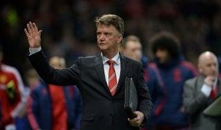 "Van Gaal dà l'addio alla panchina: ""Troppi drammi in famiglia"""