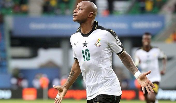 Coppa d'Africa, Ghana di misura sull'Uganda: decide Ayew