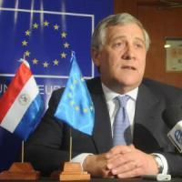 Ue, Tajani eletto presidente del Parlamento europeo. Sconfitto Pittella