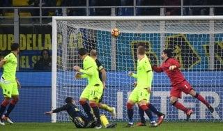 Coppa Italia le pagelle di Inter-Bologna: prodezza Murillo, Destro delude