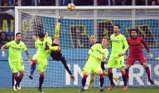 Inter-Bologna 3-2: Candreva nei supplementari porta i nerazzurri ai quarti