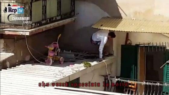 I bambini della droga sotto il sole di Napoli