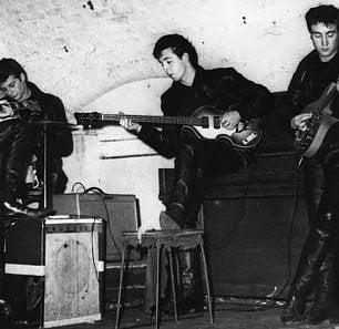 I 60 anni del Cavern  il club dei Beatles