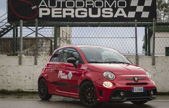 Al via la nuova stagione del Rally Italia Talent