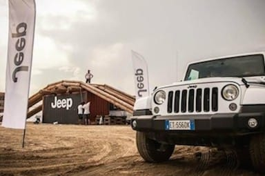 """""""Radio Deejay Xmasters - Action Sport Music Show"""": Jeep ancora protagonista"""