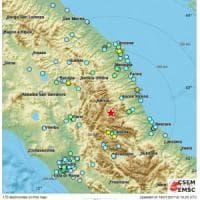Sisma Centro Italia, l'Ingv: