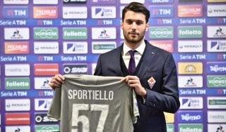 Fiorentina, Kalinic verso la Cina: ''Preparati a tutto''. Sportiello si presenta