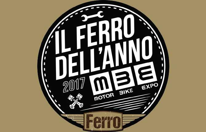 """Al Motor Bike Expo si assegna il """"Ferro dell'Anno"""""""