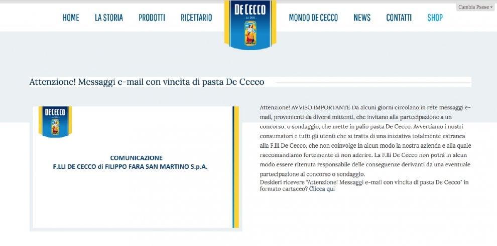 Le maggiori truffe online che colpiscono gli italiani