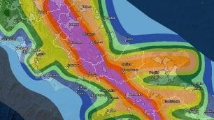 La pericolosità sismica in Italia    Videoscheda : cos'è la magnitudo