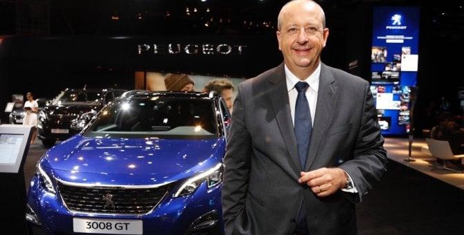 """Imparato, Peugeot: """"Per uscire dalla crisi c'è una sola ricetta, puntare tutto sui nuovi modelli"""""""