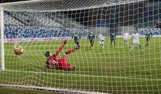 Sassuolo-Cesena 1-2: Pellegrini illude, ma sono i romagnoli ad andare ai quarti
