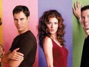 Tornano 'Will & Grace': in arrivo 10 nuovi episodi