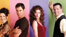 Tornano 'Will & Grace'  in arrivo 10 nuovi episodi