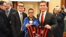 Nasce la quarta categoria  Ragazzi disabili in campo con l'aiuto dei club di A