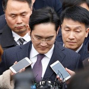 Corea del Sud, tribunale Seul nega arresto vicepresidente Samsung