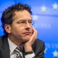 """Jeroen Dijsselbloem: """"Italia meglio sulle banche. Correzione dei conti per non tornare..."""