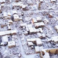 Il terremoto non si ferma: nella notte almeno 80 scosse e continua a nevicare