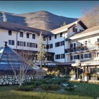 L'hotel Rigopiano, come era prima di essere travolto dalla slavina