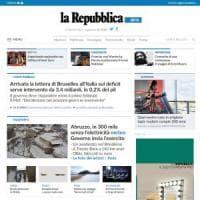 La nuova homepage di Repubblica.it: il nostro sito cambia pelle con l'aiuto