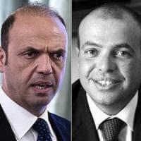 Il fratello del ministro Alfano rischia il posto. E potrebbe costare all'erario mezzo...