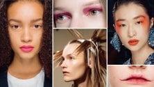 Occhi, labbra, colore... trend 2017 del make up