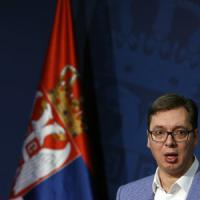 """Aleksandar Vucic: """"Kosovo irresponsabile, si è acceso un fuoco pericoloso per l'Europa"""""""