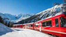 Dall'Orcia al Bernina in treno con lentezza    foto