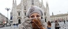 Troppo freddo per restare giovani, l'inverno invecchia la pelle   Foto  : cosa fare per poteggersi     di  ELISA MANACORDA