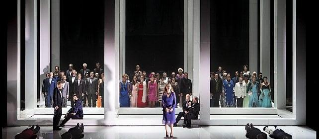 Romantico Tannhäuser  per il ritorno di Wagner