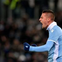 Lazio, Milinkovic si gode il momento: