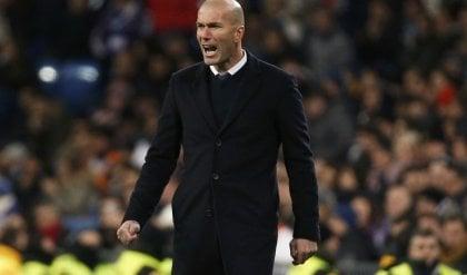 Real Madrid, il maledetto gennaio il giocattolo di Zidane si è rotto