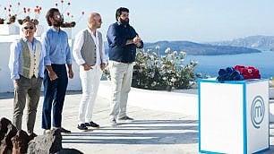 """Masterchef, piatti """"sex killer"""" e tutti i sapori di Santorini"""