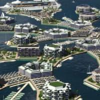 La prima città galleggiante nascerà in Polinesia francese