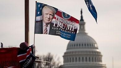 Usa, Washington blindata per Trump oggi l'insediamento più contestato   foto
