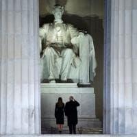 Donald Trump verso il giuramento: il concerto al Lincoln Memorial