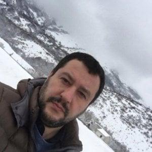 """La tragedia del Rigopiano e la rabbia dei social: """"Salvini sciacallo"""""""