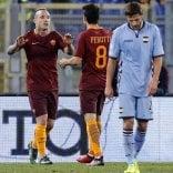 Roma, gol e spettacolo   Gol   Poker alla Sampdoria   foto