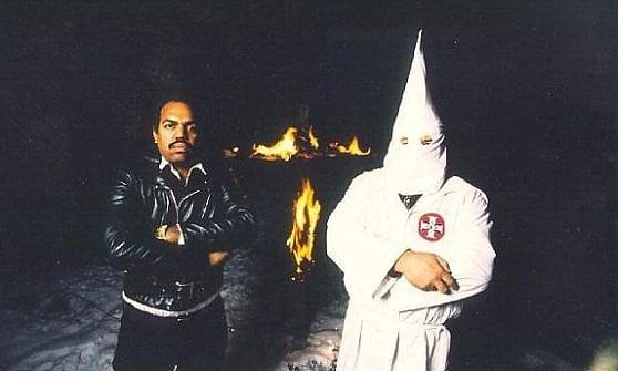 """Usa, il musicista nero che sussurra al Ku Klux Klan: """"Trump? Non mi fa paura"""""""