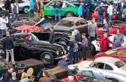 Classic car, la Techno-Classica di Essen si avvicina