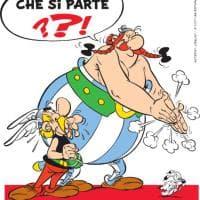 I primi disegni del nuovo Asterix in anteprima su Repubblica.it