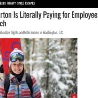 Marcia delle donne contro Trump, la manager paga viaggio e hotel alle dipendenti