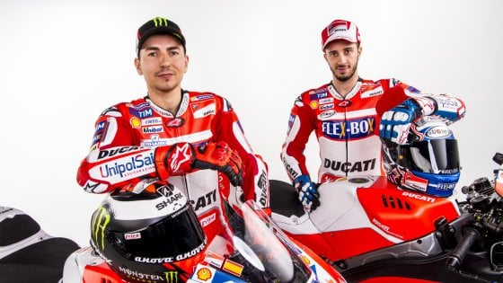 MotoGp, ecco la nuova Ducati: ''Niente scuse, obiettivo Mondiale''